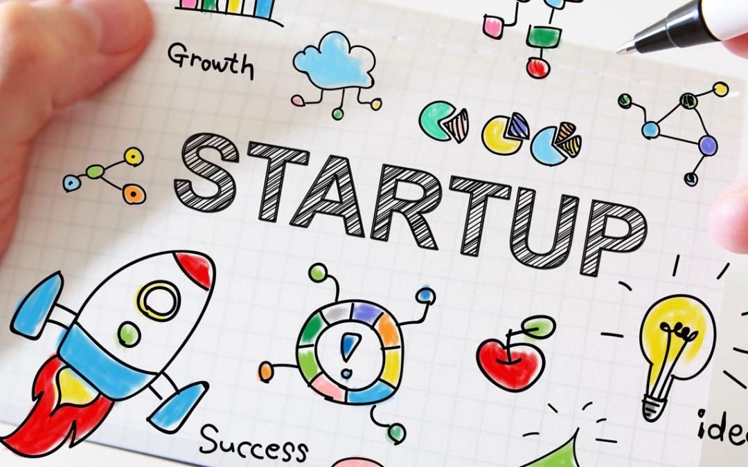 Сайт Start-up