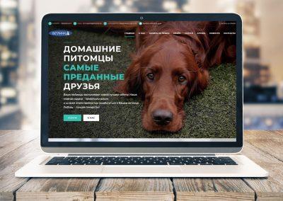Сайт vetlink.ru